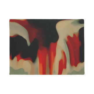 Abstract Art Doormat