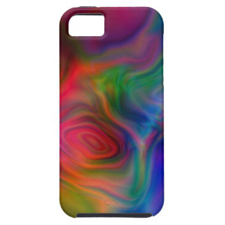 abstract-art-fantastic 4 TPD iPhone 5 Covers