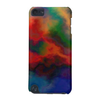 abstract-art-fantastic TPD iPod Touch (5th Generation) Case