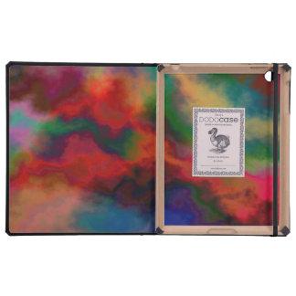 abstract-art-fantastic TPD iPad Folio Cover