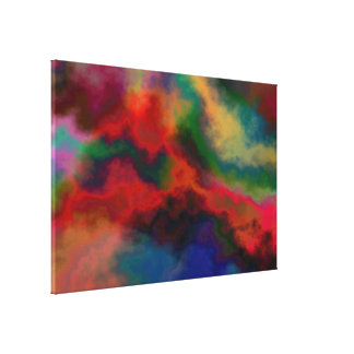 abstract-art-fantastic TPD Gallery Wrapped Canvas