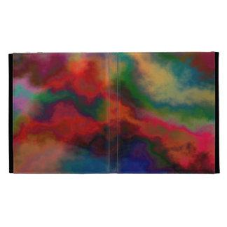 abstract-art-fantastic TPD iPad Folio Covers