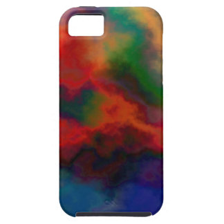 abstract-art-fantastic TPD iPhone 5 Cover