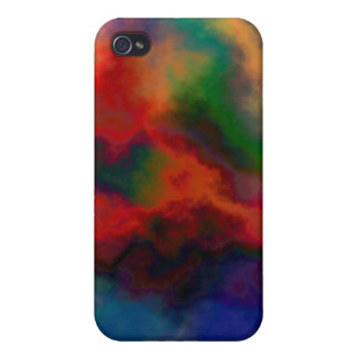 abstract-art-fantastic TPD iPhone 4 Cases