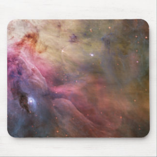 Abstract Art Found in the Orion Nebula Mouse Mat