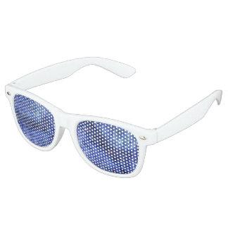 Abstract Art Galaxy Retro Sunglasses