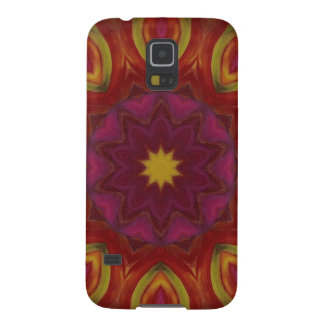 ABSTRACT ART GALAXY S5 COVER