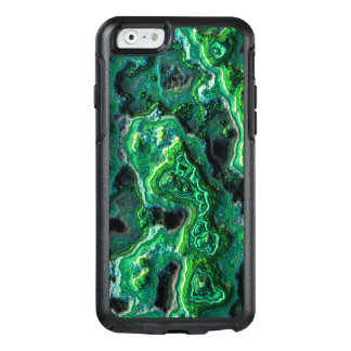 Abstract Art Green Pattern OtterBox iPhone 6/6s Case