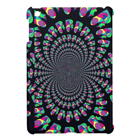 Abstract Art Ipad Mini Case
