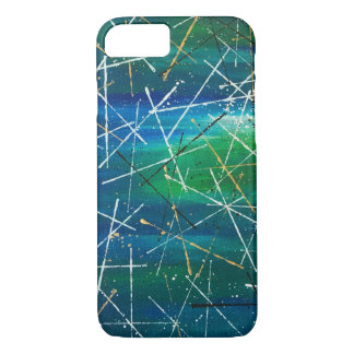 Abstract Art iPhone 8/7 Case