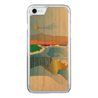 Abstract Art iPhone Carved iPhone 8/7 Case