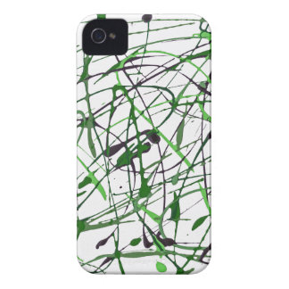 Abstract art iPhone case iPhone 4 Covers