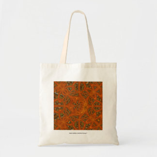 Abstract Art Labyrinth Canvas Bags