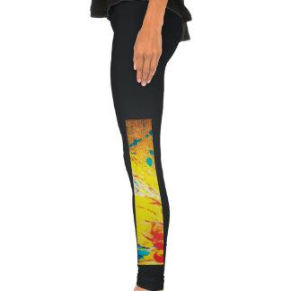 Abstract Art Legging