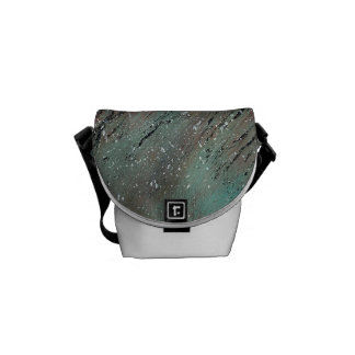 Abstract Art - Lost and Found Courier Bags