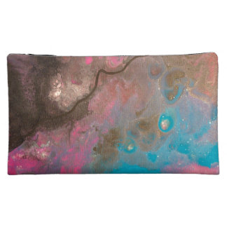 Abstract Art Makeup Bag