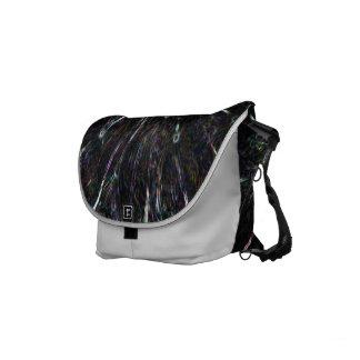 Abstract art- Messenger Bag