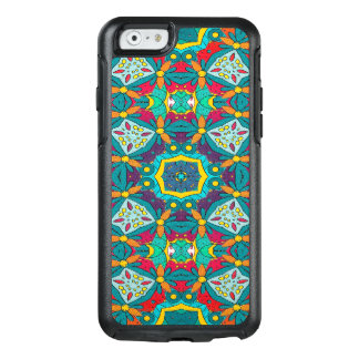Abstract Art Mosaic Pattern OtterBox iPhone 6/6s Case