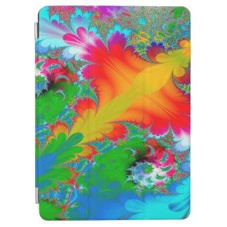 Abstract Art Multi Color Background iPad Air Cover