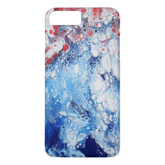 Abstract Art on Apple iPhone 8 Plus/7 Plus Case