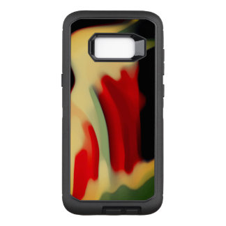 Abstract Art OtterBox Defender Samsung Galaxy S8+ Case
