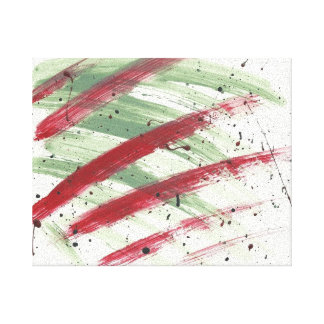 Abstract-Art-Paint Mod-Style Deco Canvas Stretched Canvas Prints