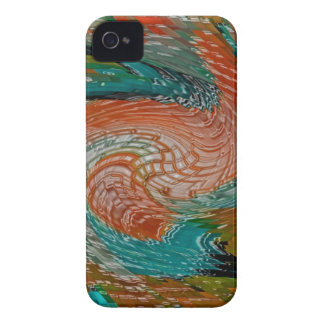 Abstract art painting posters cards t-shirts print iPhone 4 Case-Mate case