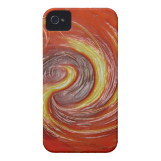 Abstract art painting posters cards t-shirts print Case-Mate iPhone 4 cases