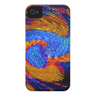Abstract art painting posters cards t-shirts print iPhone 4 Case-Mate cases