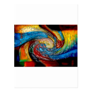 Abstract art painting posters cards t-shirts print postcard