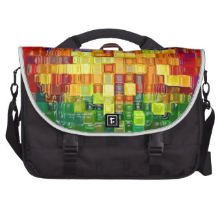 Abstract art painting posters cases t-shirts iPad Bag For Laptop