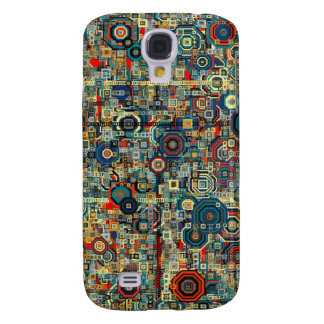 Abstract art pattern iphone case