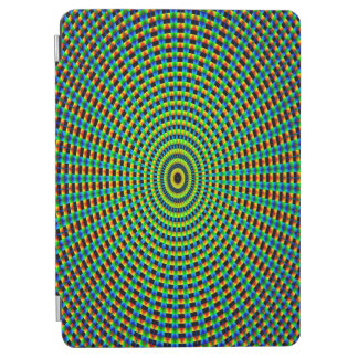 Abstract Art Pattern Kaleidoscope iPad Air Cover