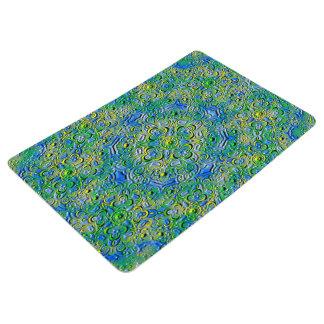 Abstract Art Patterns Floor Mat
