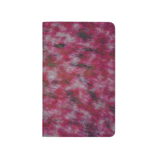 Abstract Art Purple Dye Background Journal