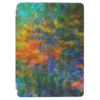 Abstract Art Rainbow Colors iPad Air Cover