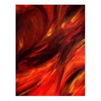 Abstract Art - Redemptio Postcards