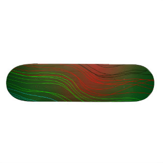 Abstract Art Skate Decks