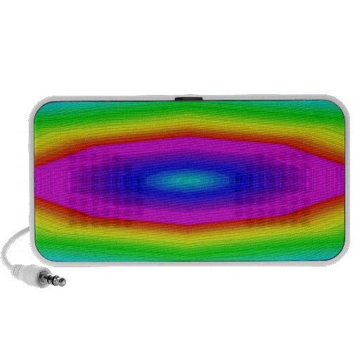 ABSTRACT ART iPod SPEAKER