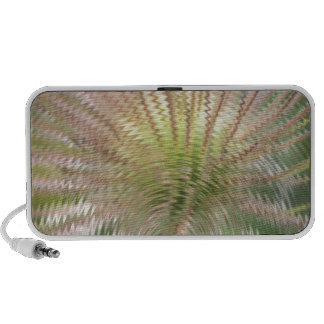Abstract Art Portable Speaker