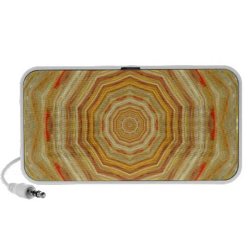 ABSTRACT ART iPhone SPEAKERS
