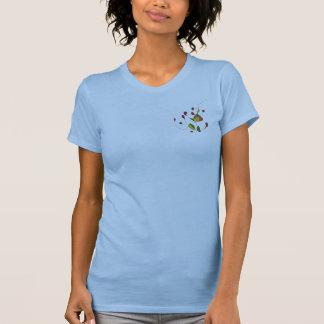 abstract art T shirt