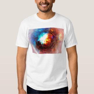Abstract Art Tee Shirts