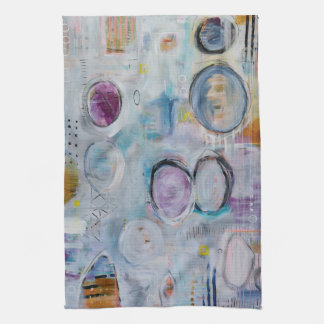 Abstract Art Towel