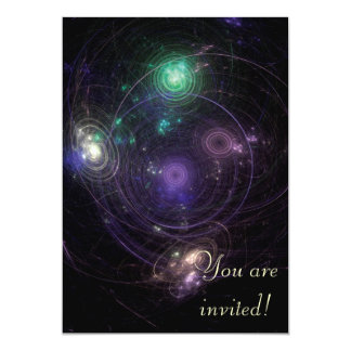 Abstract Art Universe Cards