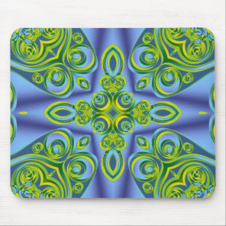 Abstract ARTs - Kaleidoscope 11 Mouse Pad
