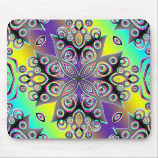 Abstract ARTs - Kaleidoscope 13 Mousepad