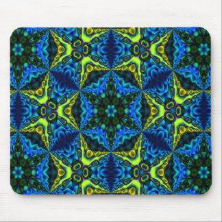 Abstract ARTs - Kaleidoscope 17 Mousepad