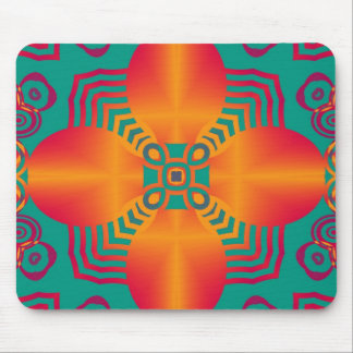 Abstract ARTs - Kaleidoscope 1 Mouse Pads