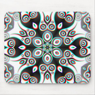 Abstract ARTs - Kaleidoscope 4 Mouse Pads